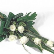 Funeral 6 rose spray