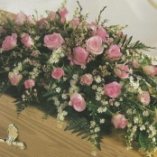 5 ft Double Ended Rose Spray